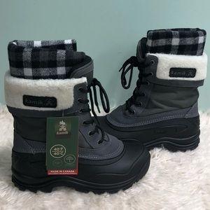 Kamik Snow Boots: Sugarloaf (PM130)